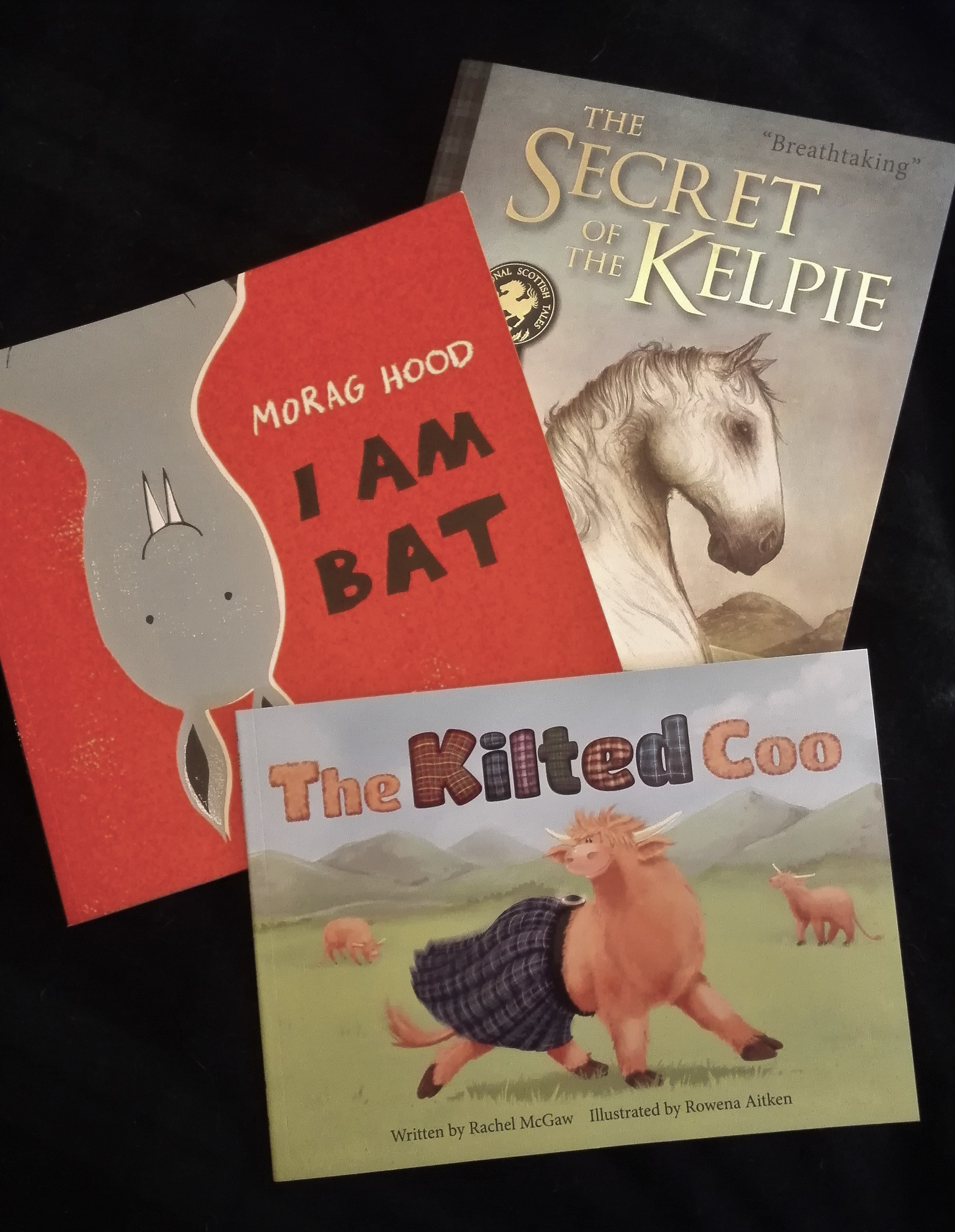Scot childrens books